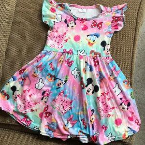 Other - Disney themed twirl dress